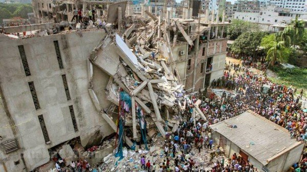 Rana Plaza collapse Bangladesh