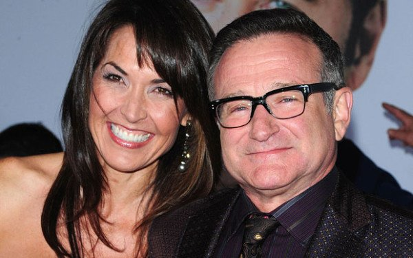 Robin Williams widow Susan Schneider