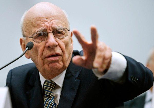 Rupert Murdoch to step down