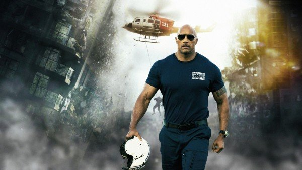 San Andreas tops US box office