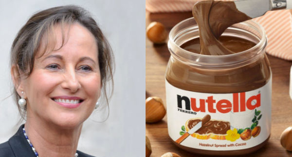 Segolene Royal boycotts Nutella