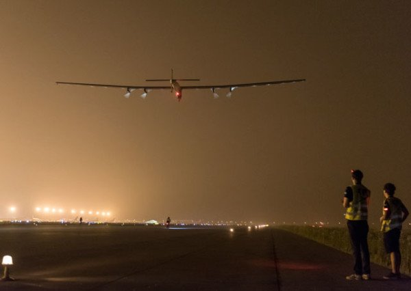 Solar Impulse 2 makes second Pacific crossing bid