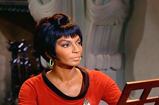 Star Trek Nichelle Nichols suffers stroke
