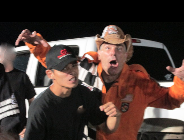 Street Outlaws Azn And Farmtruck