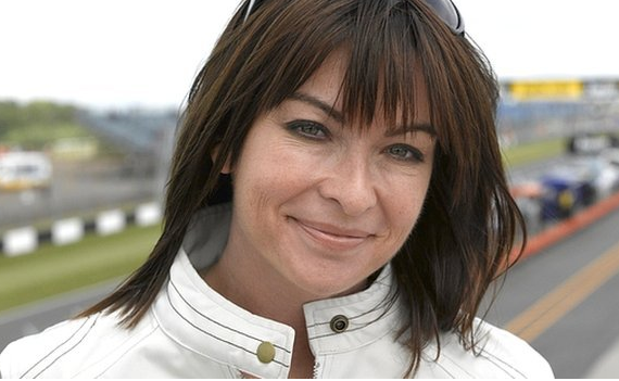 Suzi Perry female Top Gear presenter
