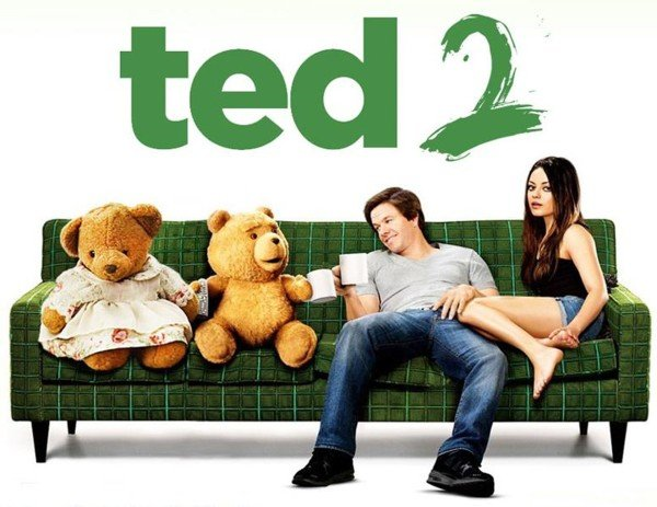 Ted 2 box office debut