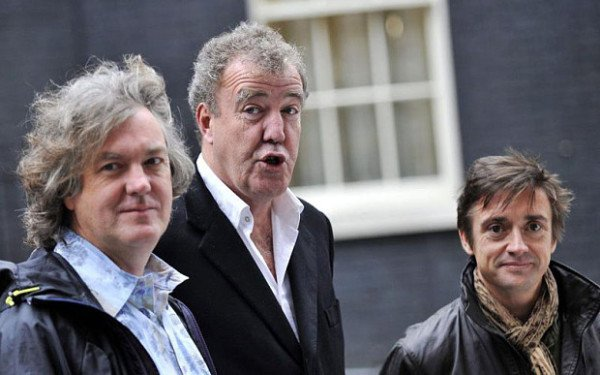 Top Gear final episode with Jeremy Clarkson