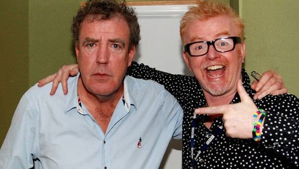 Top Gear new host is Chris Evans