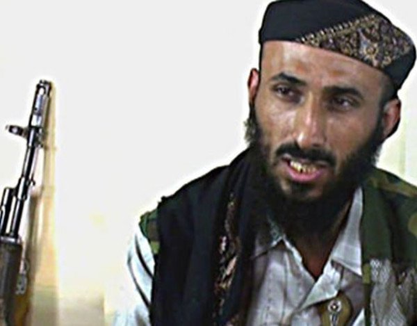 Top al-Qaeda commander Nasser al-Wuhayshi killed in a US drone strike in Yemen