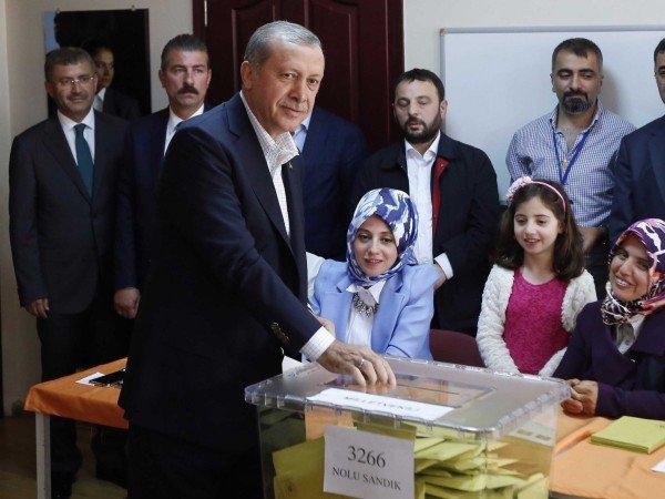 Turkey elections 2015 Recep Tayyip Erdogan