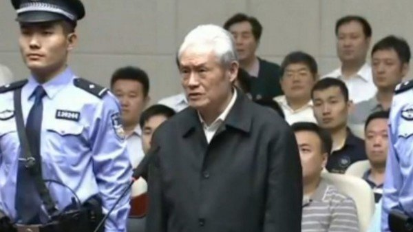 Zhou Yongkang sentenced to life in prison