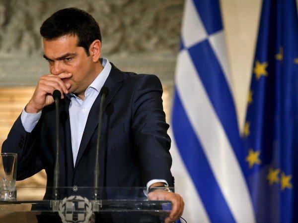 Alexis Tsipras Greece bailout