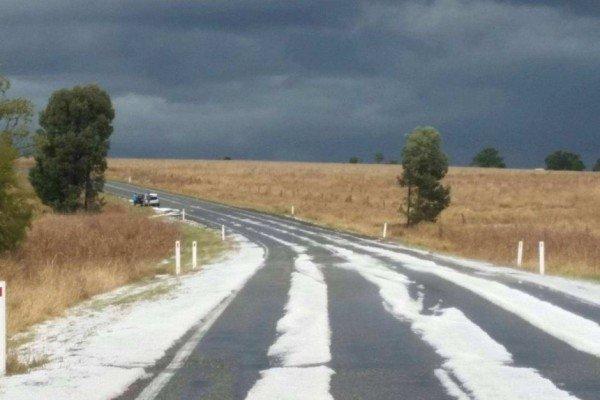 Australia snow 2015