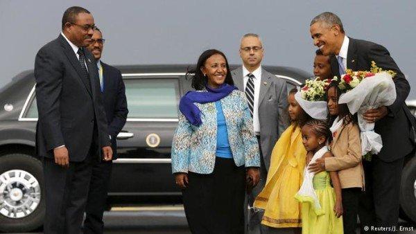 Barack Obama Ethiopia