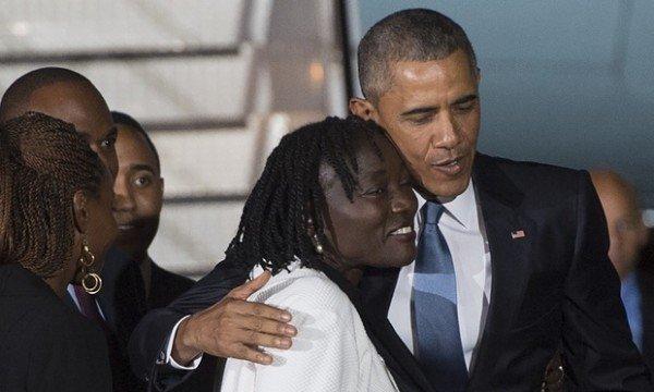 Barack Obama Kenya trip