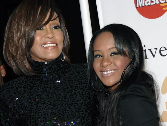 Bobbi Kristina Brown funeral 2015