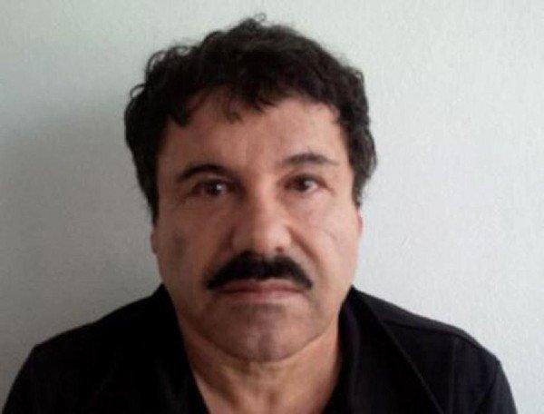 El Chapo Guzman escape 2015