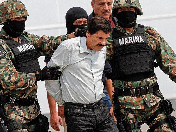 El Chapo Guzman escapes jail
