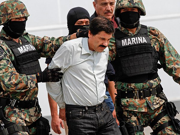 el chapo guzman escapes from mexican jail for second time