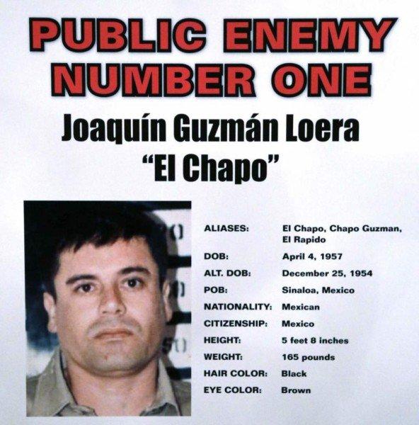 El Chapo Guzman jailbreak