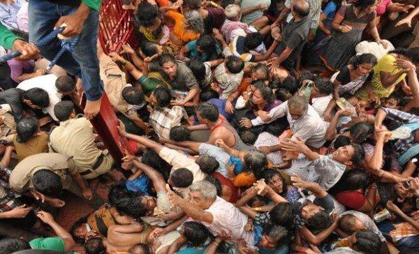 Godavari Maha Pushkaralu 2015 stampede