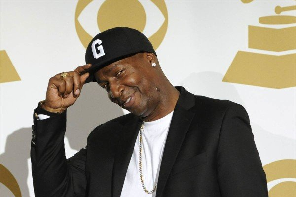Grandmaster Flash car stolen in New York