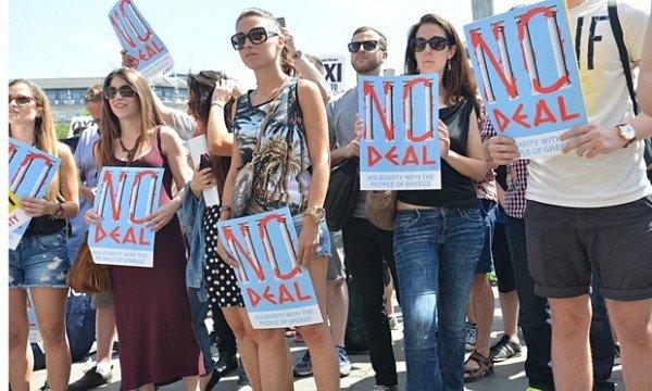 Greece bailout Referendum 2015