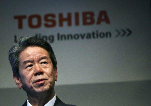 Hisao Tanaka Toshiba accounting scandal