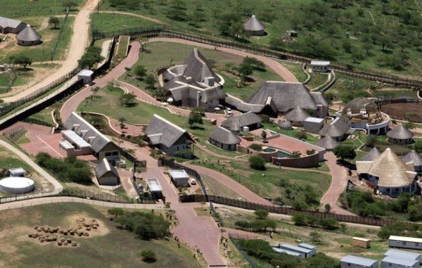 Jacob Zuma's Nkandla home upgrades