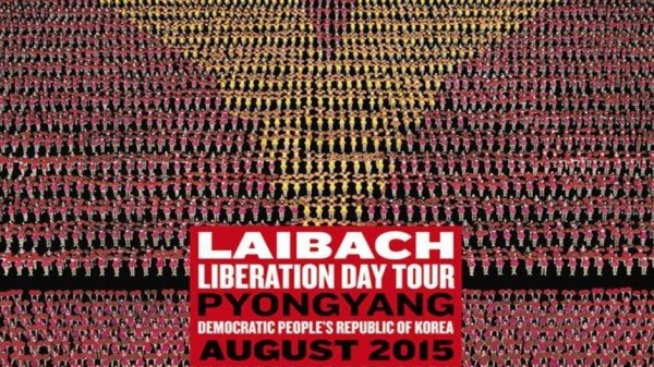 Laibach North Korea tour