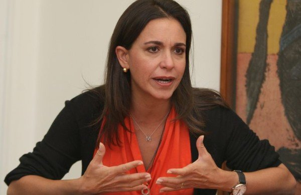 Maria Corina Machado barred from public office 2015
