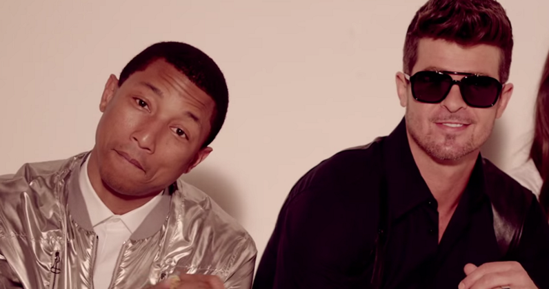 Blurred Lines: Pharrell Williams Wins Back $1 Million in ...