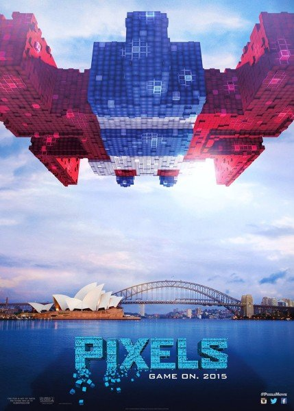 Pixels US box office