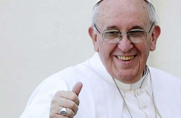Pope Francis in Ecuador 2015