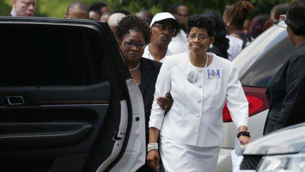 Sandra Bland funeral