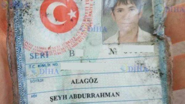 Seyh Abdurrahman Alagoz identified as Suruc attack bomber
