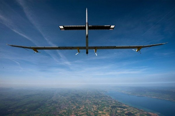 Solar Impulse 2 solo flight record