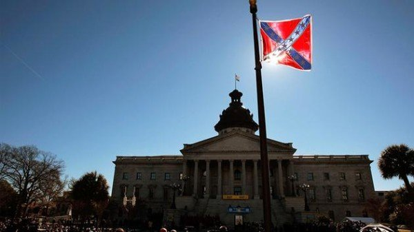 South Carolina Confederate flag removal