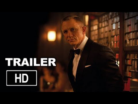 Spectre first trailer