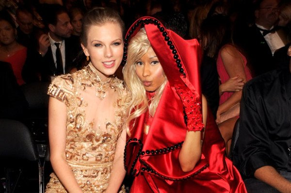 Taylor Swift apologizes to Nicki Minaj