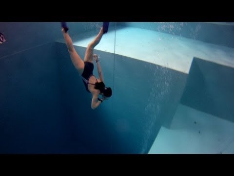 Worlds deepest pool Essex