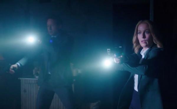 X Files new season 2015