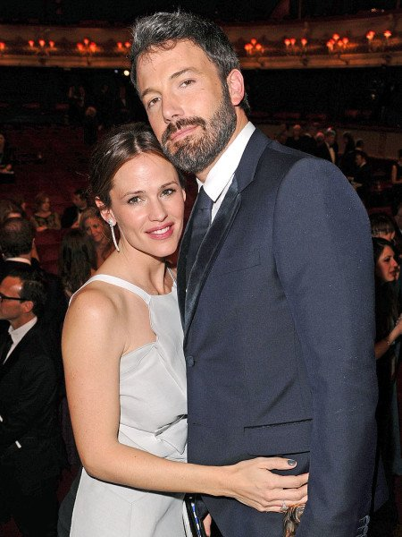 Ben Affleck and Jennifer Garner divorce 2015