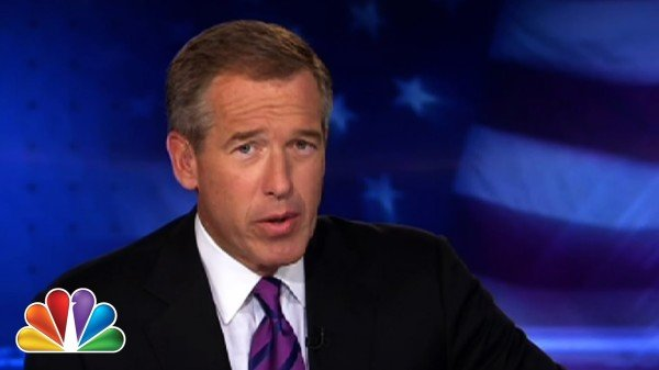 Brian Williams suspension ended