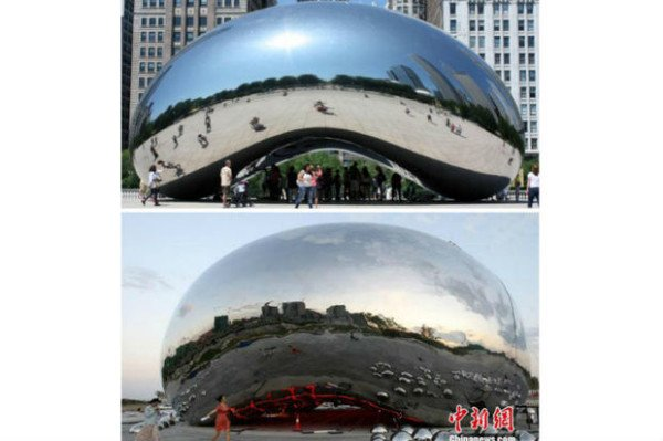 Chicago Bean and China Big Oil Bubble