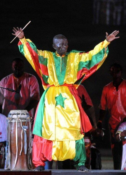 Doudou Ndiaye Rose Dies in Senegal Aged 85