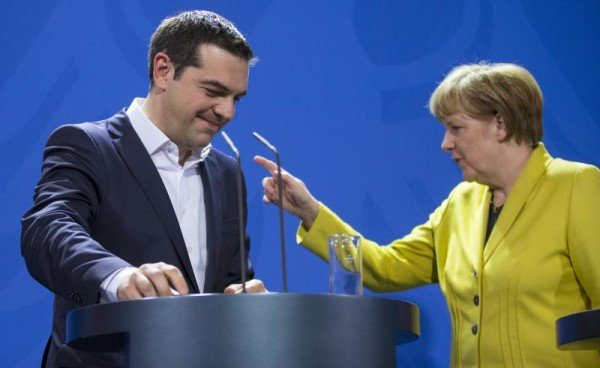 Germany and Greece debt crisis