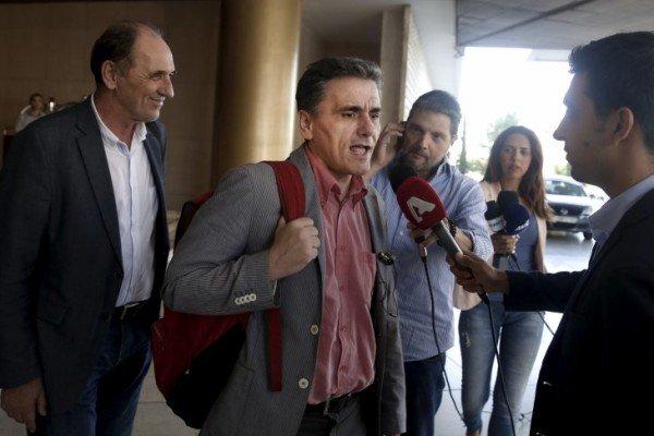 Greece bailout deal agreed Euclid Tsakalatos