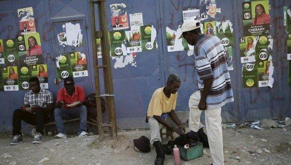 Haiti elections 2015