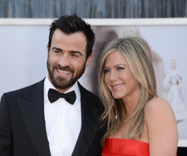 Jennifer Aniston and Justin Theroux honeymoon
